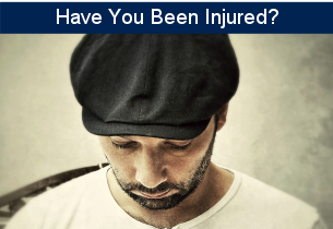 Have you been injured?