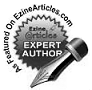 Expert Author As Featured on EzineArticles.com